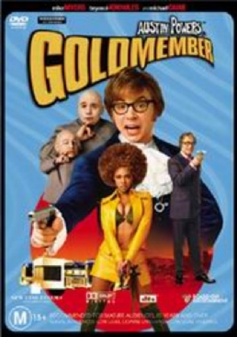 an analysis of last seen in austin powers in goldmember Austin powers: international man of mystery by mike myers final draft - 5/24/96 pink revision - 5/17/96 blue revision - 7/12/96 yellow revision - 7/17/96 ext examination area technicians lead a half- asleep austin to a screened area, where only his feet and head are visible.